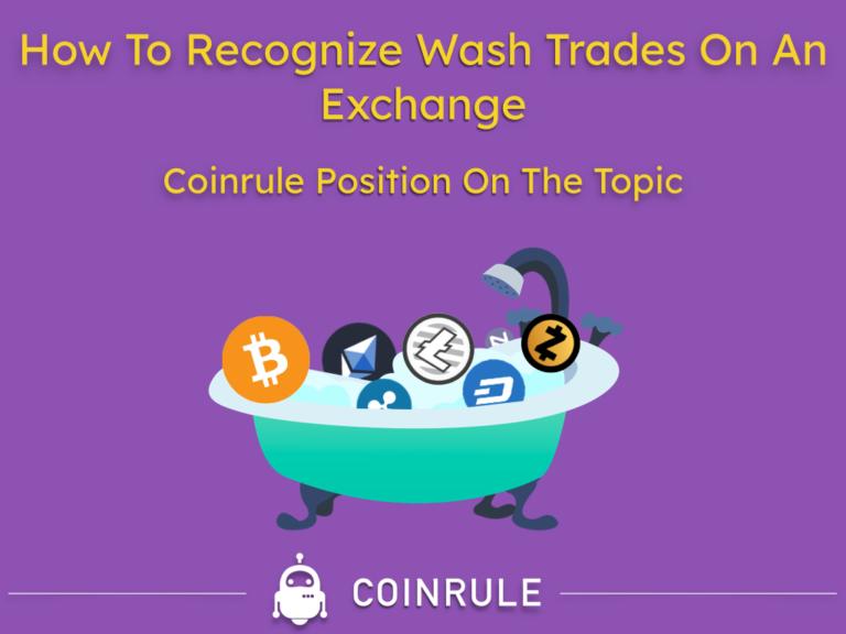 crypto wash trading