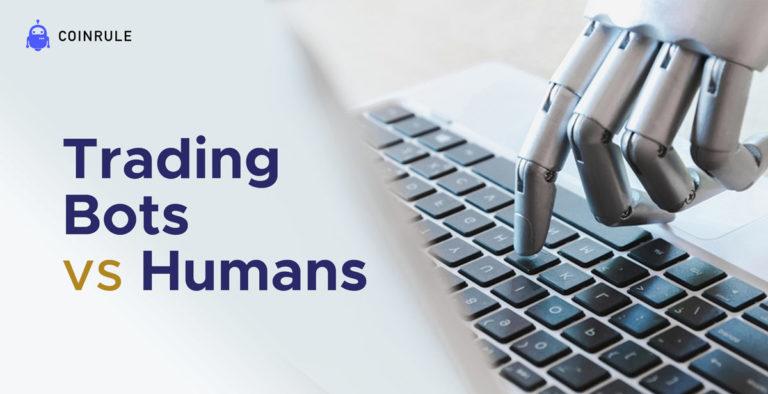 trading bots vs humans