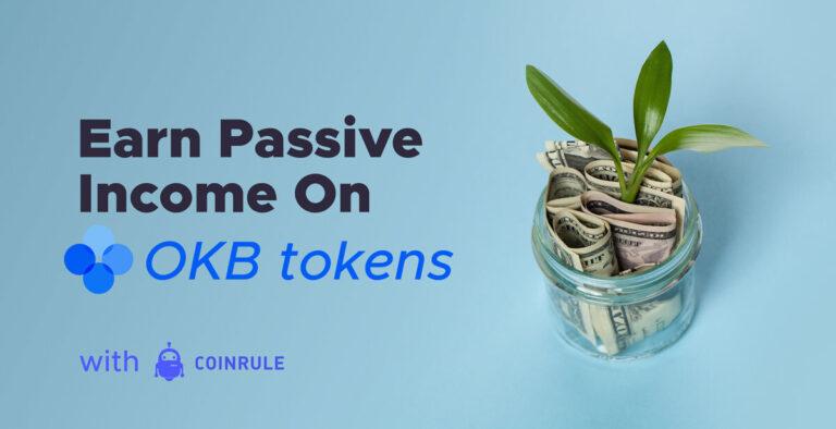 passive income on okb