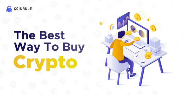The Cheapest Way To Buy Crypto With Fiat Currencies