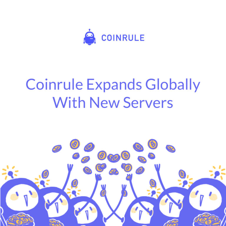 Coinrule expands with new servers