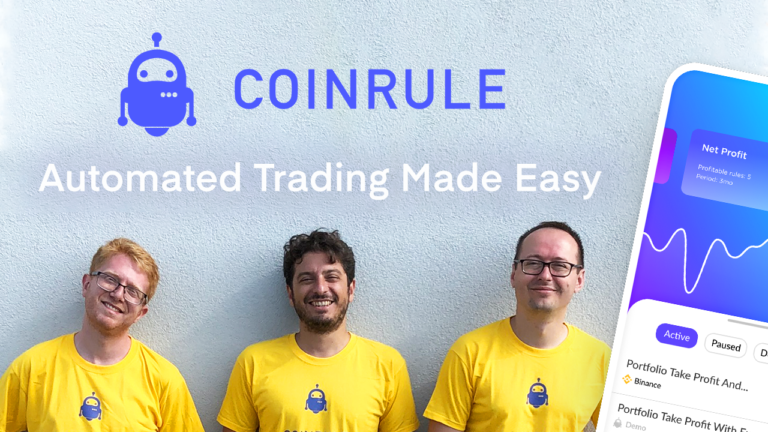 Coinrule fundraising