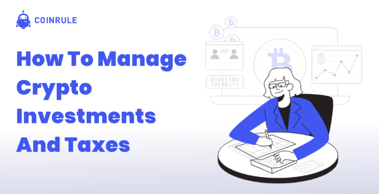 crypto investments and taxes