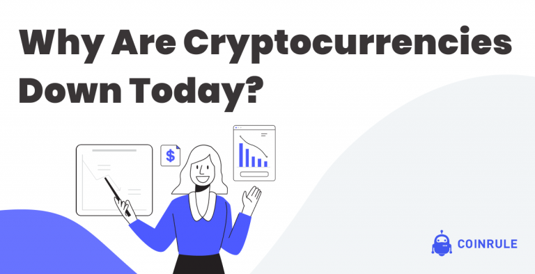 Why are crypto down