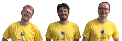 Coinrule Webinar with Ruben